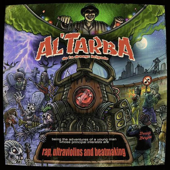 Al'Tarba - Rap Ultraviolins and beatmaking