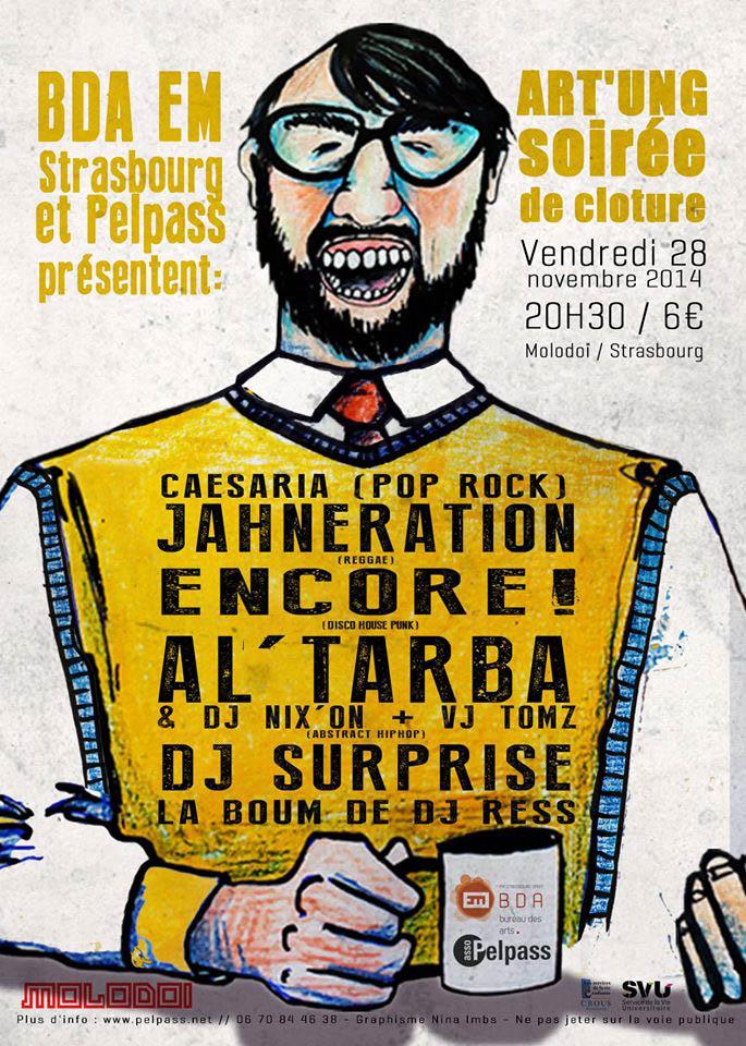 Al Tarba - Strasbourg