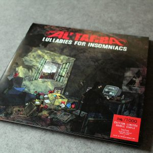 Lullabies for Insomniacs - Double vinyl