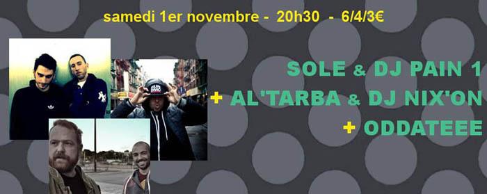 Al'Tarba - Montreuil - 1 novembre 2014