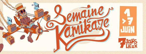 Semain Kamikaze - Bordeaux