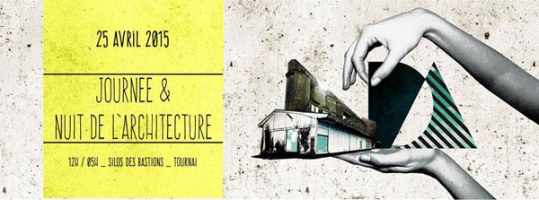 nuit de l'architecture 2015