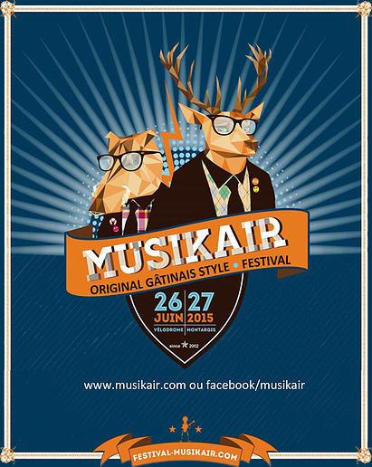 Musikair festival - Montargis