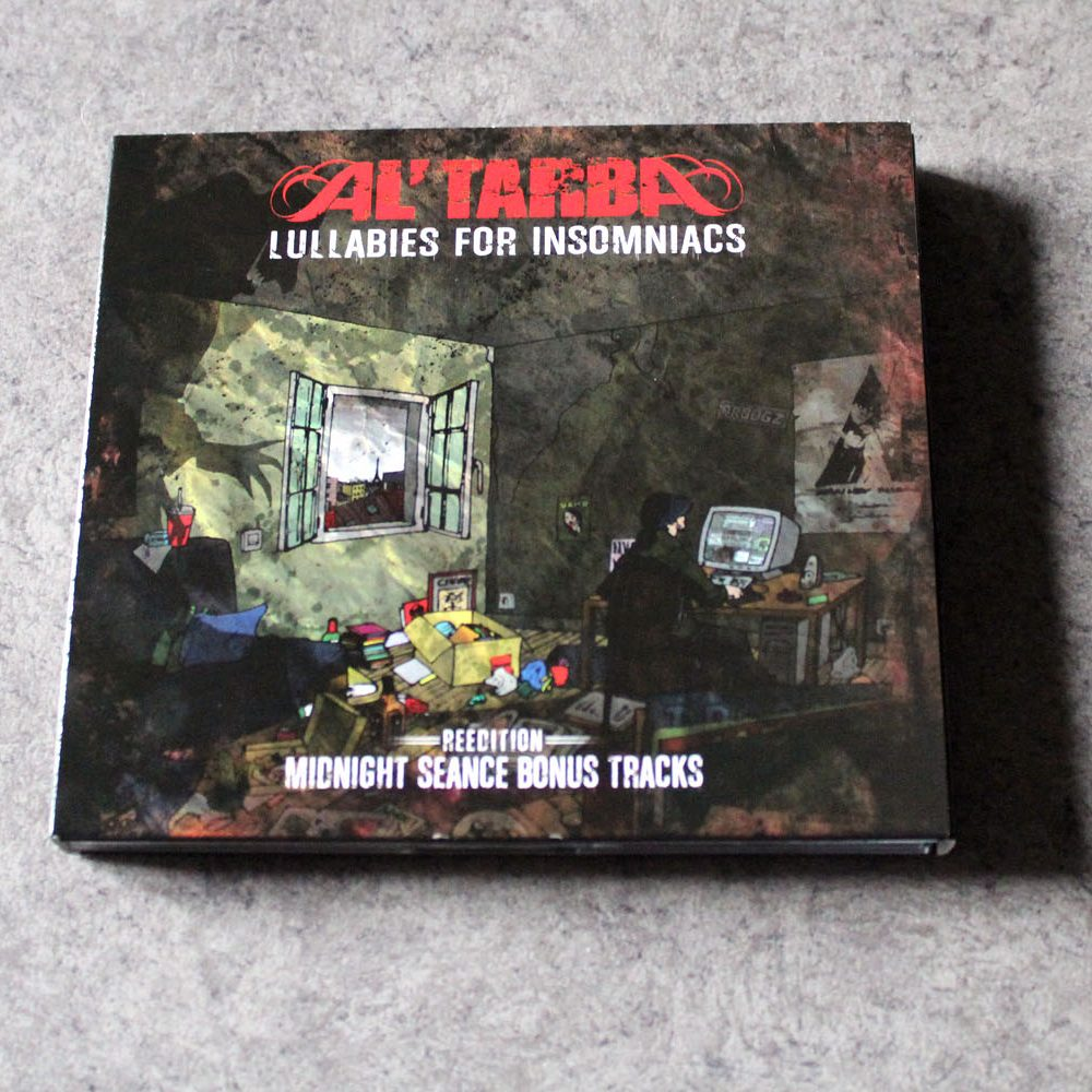 Lullabies for Insomniacs - coffret CD