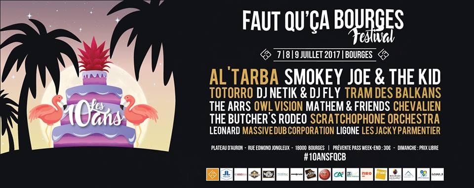 Festival faut qu'ça bourges (18) @ plateau d'Auron