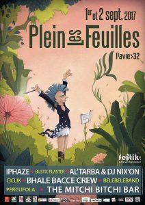 Festival Plein les Feuilles (32) @ Domaine de Besmaux