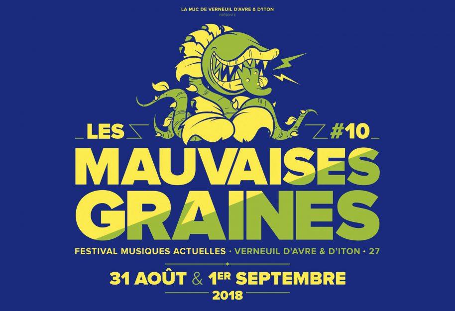 Verneuil-sur-Avre (27) @ Festival Les Mauvaises Graines #10