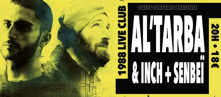 Al-Tarba-INCH-Senbei-Live-Club-Rennes-26oct2018