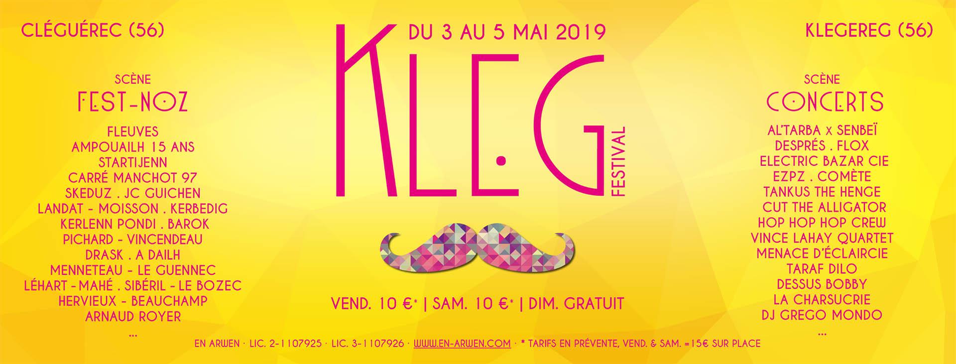 Cléguerec (56) @ Festival du Kleg #39