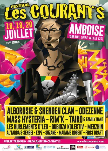 Amboise (37) @ Festival Les Courants #18