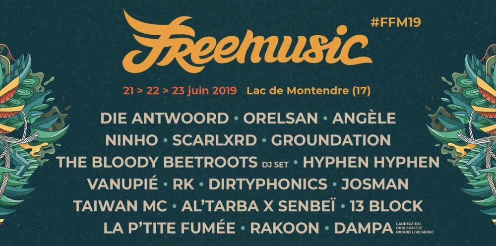 Montendre (17) @ Freemusic festival