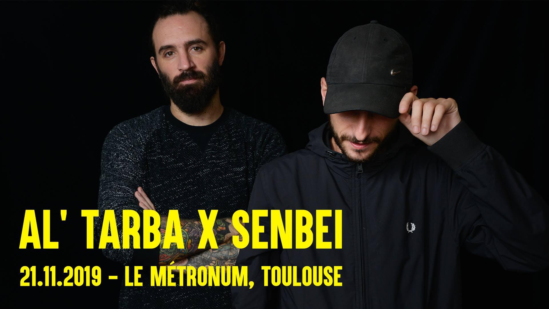 Al' Tarba-Senbei-Metronum-Toulouse