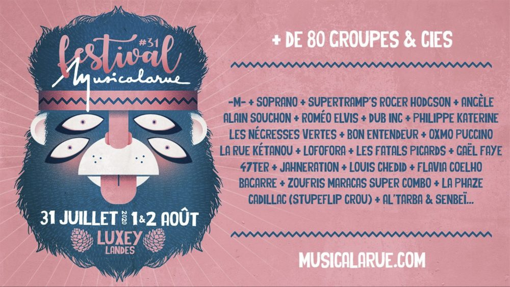 Luxey (40) @ Festival Musicalarue #31