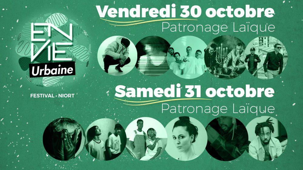 Niort (79) @ Festival En Vie Urbaine #12